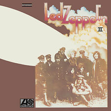 Led Zeppelin II (US) 180g GATEFOLD Remastered NEW SEALED VINYL RECORD LP