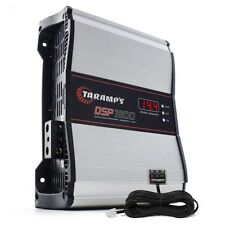 Taramps DSP-1600 1 Channel 1600 RMS 1 OHM Power Car Amplifier