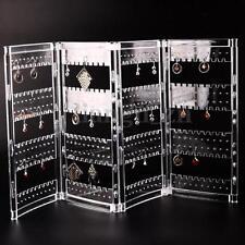 Présentoir Boucle D'oreille Bijoux Display Support Stand en Acrylique 256 Trous