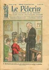 Abbé Rousselot Savant Catholique Acoustique Phonétique France 1925 ILLUSTRATION