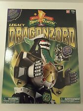 Mighty Morphin Power Rangers Legacy Dragonzord Bandai