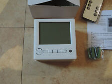 LCD Heating Thermostatic Controller with remote