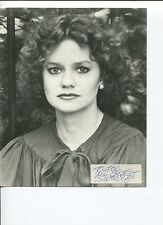 Swoosie Kurtz Huff Slap Shot Mike & Molly Broadway Tony Winner Signed Photo