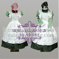 APH Axis Powers Hetalia Italy Maid Cosplay Costume Gothic Lolita outfit  dress
