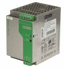 PHOENIX CONTACT QUINT-PS-100-240AC/24DC/10 2938604 OUT 24VDC 10A
