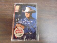 "NEW SEALED ""Rick Trevino"" Learning As You Go   Cassette Tape (G)"