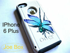 Custom Otterbox Commuter IPhone 6 Plus Case dragon fly