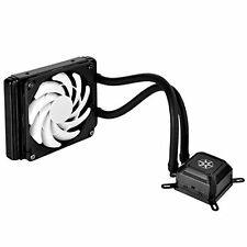 SilverStone Technology Tundra Series All In One Liquid CPU Cooler Cooling NEW