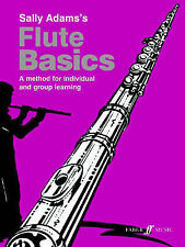Flute Basics Beginner Sheet Music Pupil's Book Method Learn To Play S75