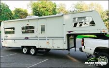 1997 DUTCHMEN AEROLITE 25' FIFTH WHEEL RV - SLEEPS 6 - VERY LIGHT/EASY TO TOW -