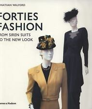 Forties Fashion: From Siren Suits to the New Look-ExLibrary