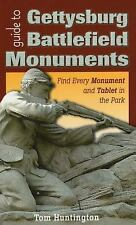Guide to Gettysburg Battlefield Monuments: Find Every Monument and Tab-ExLibrary