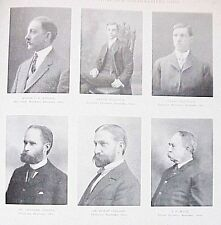 Antique Men of Northwest Ohio Maumee Valley Book Bowling Green Toledo Findlay