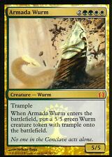 Armada Wurm FOIL | NM | Return to Ravnica | Magic MTG