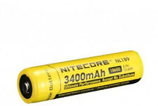 NiteCore Li-Ion Akku 18650 - 3400mAh, 3,7V - NL189