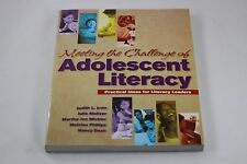 Meeting the Challenge of Adolescent Literacy : Practical Ideas for Literacy...