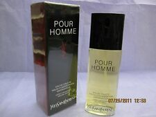 YSL POUR HOMME YVES SAINT LAURENT 3.3 oz / 100 ML EDT Super Concentrate Spray