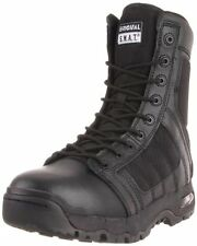 "Original S.W.A.T. Men's Metro 9"" Side Zip Work Boot, Black, Size 8,1232-BLK-08.0"