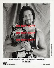 WWF PROMO PHOTO DIESEL KEVIN NASH ORIGINAL P248 MINT CONDITION FROM 1994 wwe
