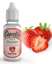 Capella Flavoring Strawberry Flavor Concentrate 13ml beverage vape water