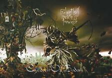 "Children of Bodom autocollant/sticker # 8 ""relentless reckless Forever"""