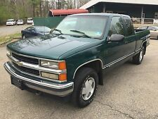 Chevrolet: C/K Pickup 1500 Ext Cab 141.
