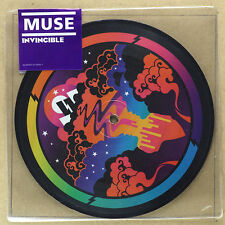 "MUSE - Invincible ***LTD 7""-Picture Disc***NEW***"