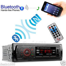 Bluetooth Car Stereo Audio In-Dash FM Radio Aux Input Receiver SD USB MP3 Player