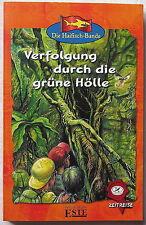 Verfolgung durch die grüne Hölle - Die Haifisch-Bande ZEITREISE  Verlag ESTE