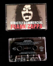 1995 FRANK ZAPPA NO COMMERCIAL RARE BMG RECORD CLUB CASSETTE WITH 20 PAGE INSERT