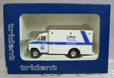 Trident Miniatures 1/87 HO Scale Chevy Mercy Medical Services Paramedic 90130 #7