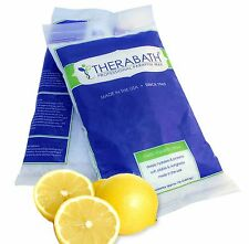 6 1lb Bags Lemon Scent Refill Paraffin for Therabath Professional PRO Wax Bath