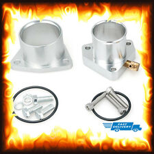Turbo AIR FILTER INLET OUTLET Adattatore Flangia Garrett gt2560r gt2871r gt28r t25