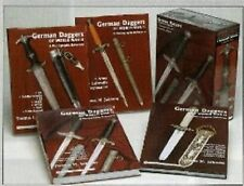 Book - German Daggers of World War II – A Photographic Reference: 4 Volume Set