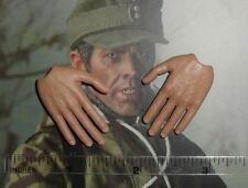 DiD 1/6 Scale WWII German Wehrmacht Eastern Front Steiner Bendable Hands D80086