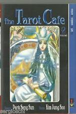 The Tarot Cafe, VOL 2 l, Park Sang Sun,-Kim Jung Soo ed. FlashBook  [ M 1 ]