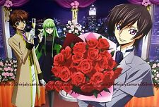 Code Geass R2 / Daily Lives of High School Boys mini poster anime official