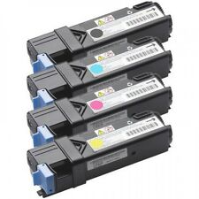 Set of 4 Laser Toners Compatible For Printer Xerox Phaser 6140DN