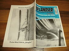 LANDSER   GROSSBAND 1124  -- VOM HIMMEL KAM DIE HÖLLE / Dt. Nachtjagd u. Flak im