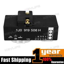 1J0919506H Cooling Fan Control Unit Module Relay for 1999 VW Golf Jetta Beetle