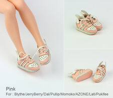 Wing sports shoes_PINK for Blythe /  Pullip / Momoko/AZONE/ Lati_y/Pukifee