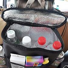 Durable Fashion Car Interior Seat Cover Multi-Pocket Storage Hang Bag Accessory