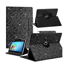 """Housse Etui Diamant Universel S couleur Noir pour Tablette Huawei MediaPad X2 7"""""""