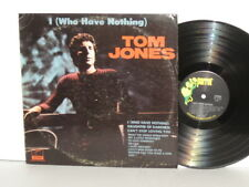 TOM JONES I (Who Have Nothing) 1970 Parrot Lodi See Saw Daughter of Darkness