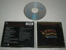 AL MEOLA & MCLAUGHILIN & P DE LUCIA/FRIDAY NIGHT LIVE(PHILIPS/800 047-2)CD ALBUM
