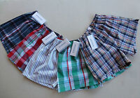 SCHIESSER Boys Boxer Shorts Webshorts Pajamas Shorts individual various Colors