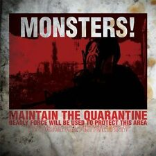 V/A, MONSTERS! (SIX OF A KIND), SEALED 26 TRACK ECD ALBUM IN DIGIPAK FROM 2014