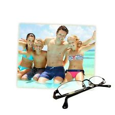 Personalised Any Photo, Design, Glasses Lens, Phone Screen Cleaning Cloth