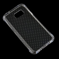 For Samsung Galaxy S7 Ultra-thin Clear Soft Silicone Rubber Back Cover
