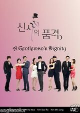 A Gentleman's Dignity Korean Drama (5DVDs) Excellent English & Quality!